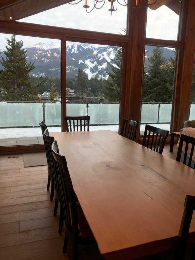 GP Woodwork LTD. - Custom Furniture - Dining Tables