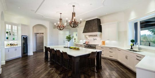 GP Woodwork LTD. - Custom Millwork - Kitchens