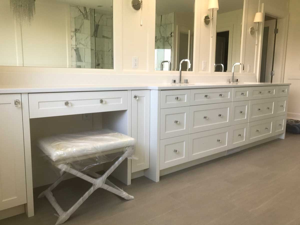 GP Woodwork LTD. - Custom Millwork / Furniture - Vanities