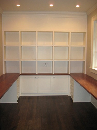 GP Woodwork LTD. - Custom Millwork - Built-Ins
