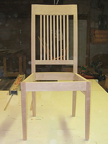 GP Woodwork LTD. - Custom Furniture - Chairs