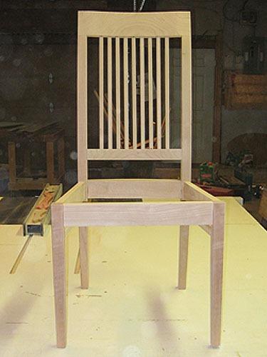 GP Woodwork LTD. - Custom Furniture - Chairs