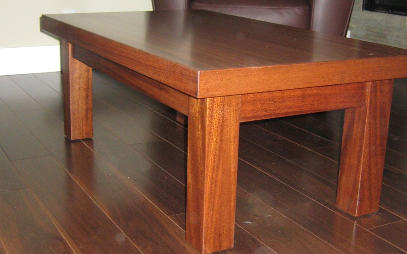 GP Woodwork LTD. - Custom Furniture - Coffee Tables