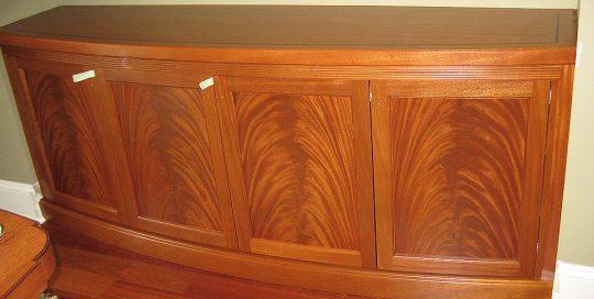 GP Woodwork LTD. - Custom Furniture - Cradenzas