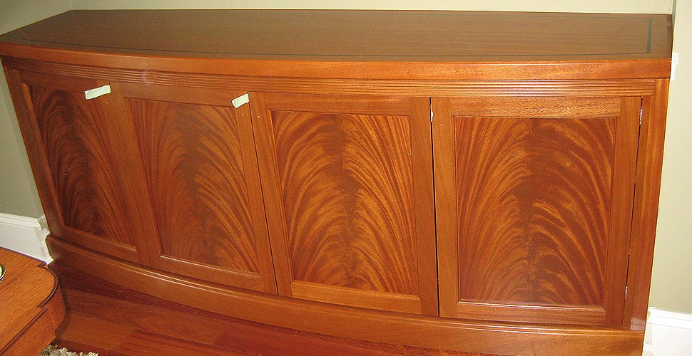 GP Woodwork LTD. - Custom Furniture - Cradenzas