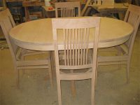 GP Woodwork LTD. - Custom Furniture - Dining Tables