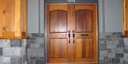 GP Woodwork LTD. - Custom Millwork - Doors
