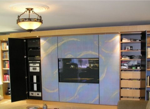 GP Woodwork LTD. - Custom Millwork - Home Theatres