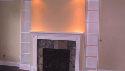 GP Woodwork LTD. - Custom Millwork - Fireplaces
