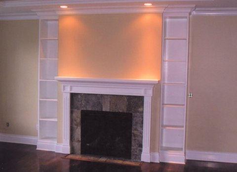 GP Woodwork LTD. - Custom Millwork - Fireplaces