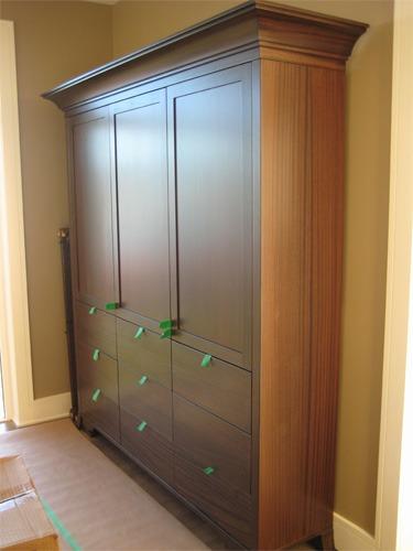 GP Woodwork LTD. - Custom Furniture - Hutches