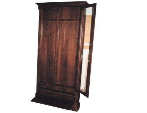 Pool Cue Cabinets