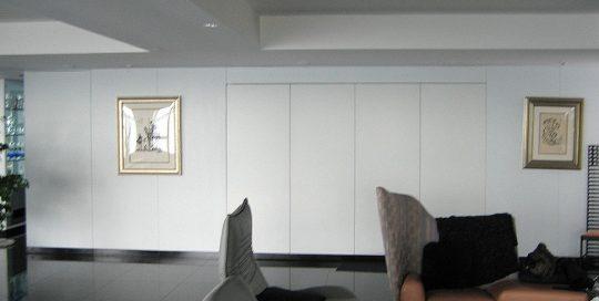GP Woodwork LTD. - Custom Millwork - Self Actuating Doors