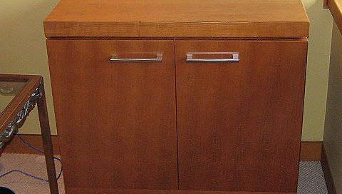 GP Woodwork LTD. - Custom Furniture - Storage Units